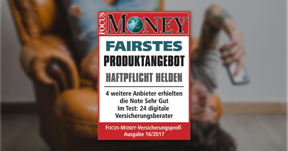 Haftpflicht Helden (seit 2019 helden.de) erfahrung